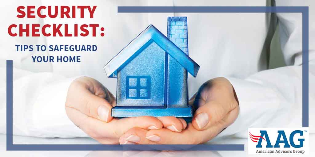 Security Checklist: Tips to Safeguard Your Home